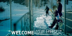adidas Welcome: Louif Paradis