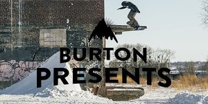 Jeremy Jones and Mikkel Bang Teaser - BURTON PRESE...