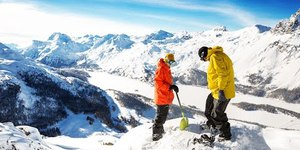 Engadin - Where bon vivants and snowboarders meet!