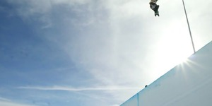 Markus Keller - Nitro Cannon Powder Board in the B...
