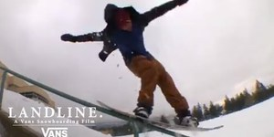 "VANS movie ""LANDLINE""  Raw Files: Dillon Ojo"