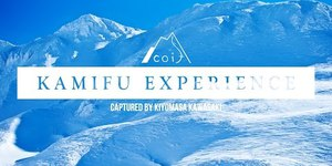 "coif presents ""Kamifu Experience.""(道北trip)"